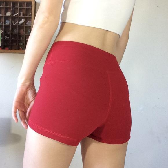 American Apparel Pants - American Apparel Ref Running Athletic Shorts
